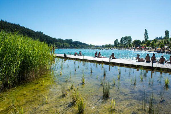 Camping Le Lac des Sapins