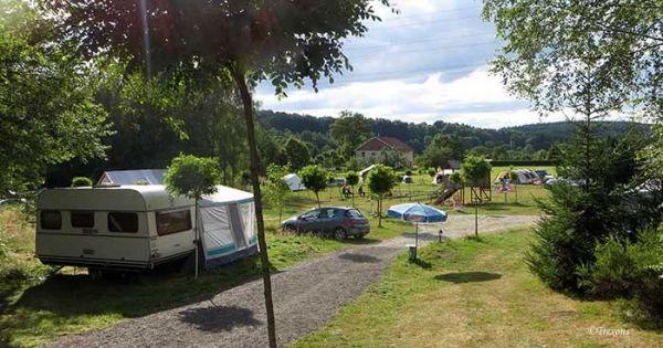 Camping Les Trexons