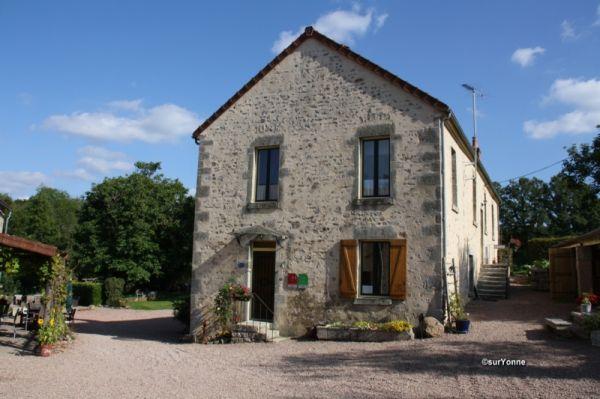 Hotel - Camping sur Yonne