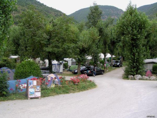 Camping Les Prades