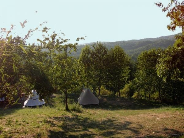 Camping Rochas Couchaud