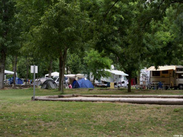 Camping Municipal Le Tivoli