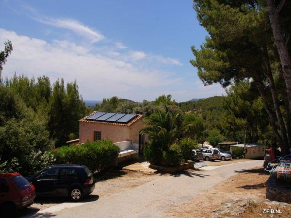Camping Clos Sainte Therèse