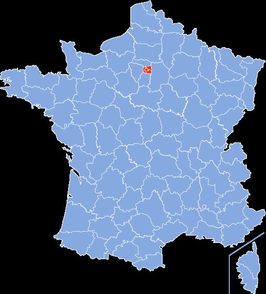 Parijs (75)