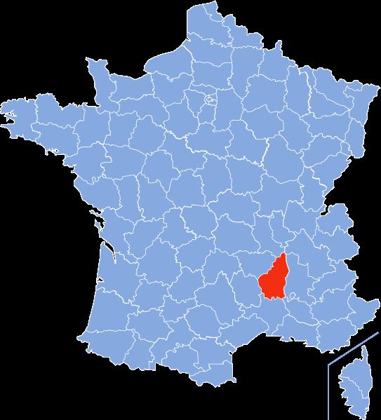 Vallee du Rhone