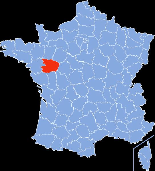 Maine-et-Loire (49)