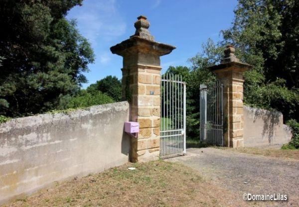 Chambres d'Hôtes & Safaritenten Domaine des Lilas