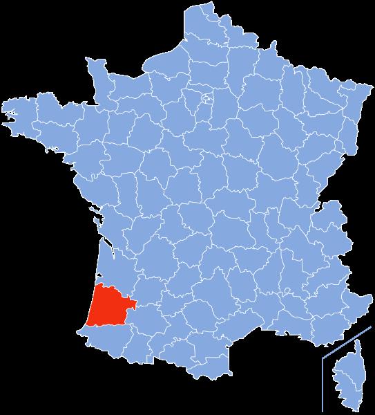 Landes (40)