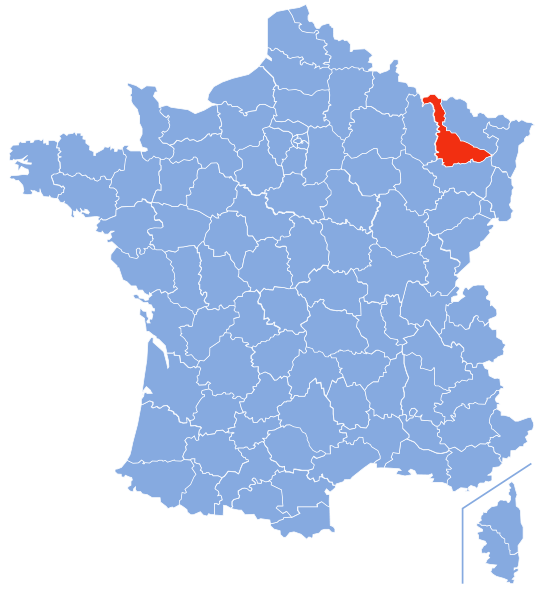 Meurthe-et-Moselle (54)