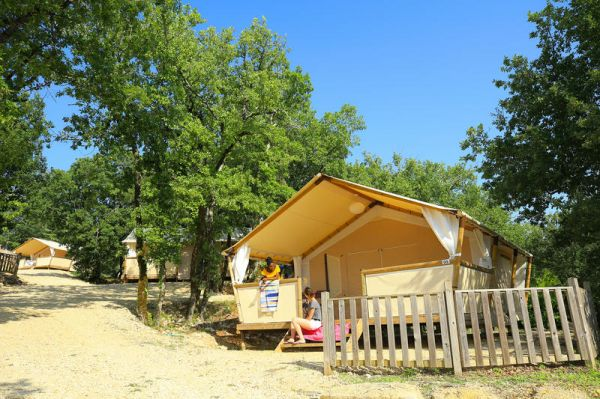 Camping Les Reflets du Quercy