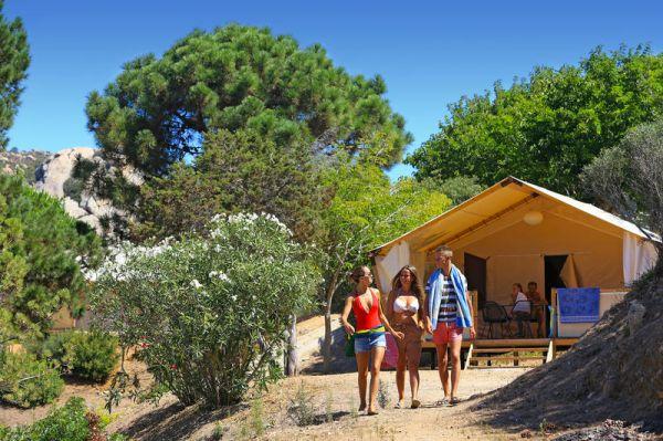 Camping L'Avena Corsica